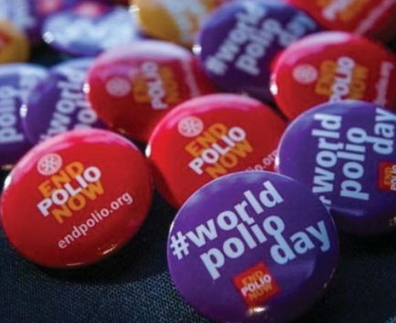 D2160 Polio Day